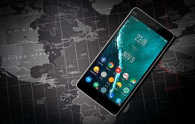 mobil a mapa