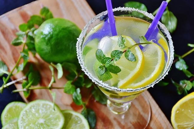 limonáda citron