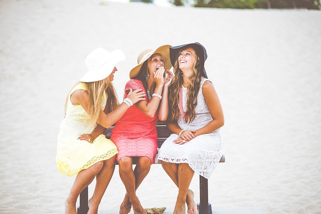 ženy, kamarádky