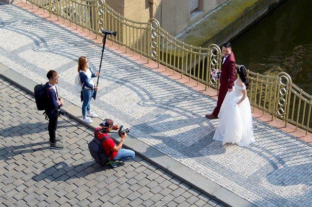 pár a fotografové